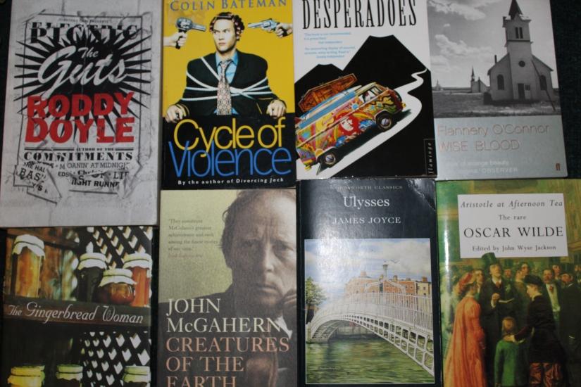 There's more to Irish literature than Joyce andWilde!