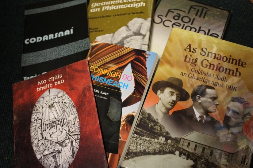 The Irish Language Is Alive & Kicking @walledcitybooks and@foylebooks